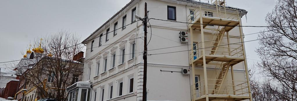 Baget Hotel - 下諾夫哥羅德 - 建築