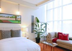 亨利·諾曼酒店 - 布魯克林 - 臥室