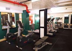 亨利·諾曼酒店 - 布魯克林 - 健身房
