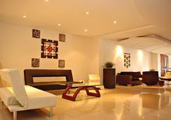 Sercotel Toscana Plaza Hotel - 卡利 - 大廳