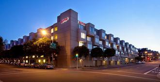 舊金山漁人碼頭萬豪飯店 - 三藩市 - 建築