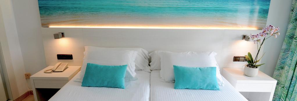 Hotel Ipanema Beach - 埃爾阿雷納爾 - 臥室