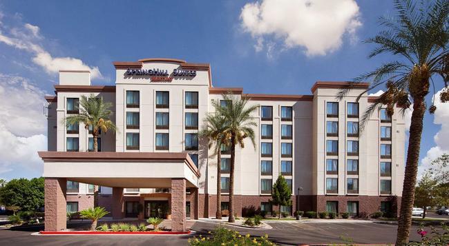 SpringHill Suites by Marriott Phoenix Downtown - 鳳凰城 - 建築