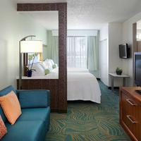 SpringHill Suites by Marriott Phoenix Downtown Guest room