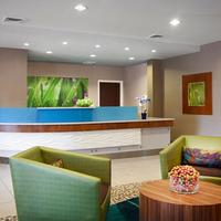 SpringHill Suites by Marriott Phoenix Downtown Lobby