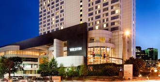 亞特蘭大巴克海德威斯汀酒店 - 亞特蘭大 - 建築