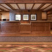 Cabot Lodge Jackson North - A Red Lion Hotel MSCBJK FrontDesk