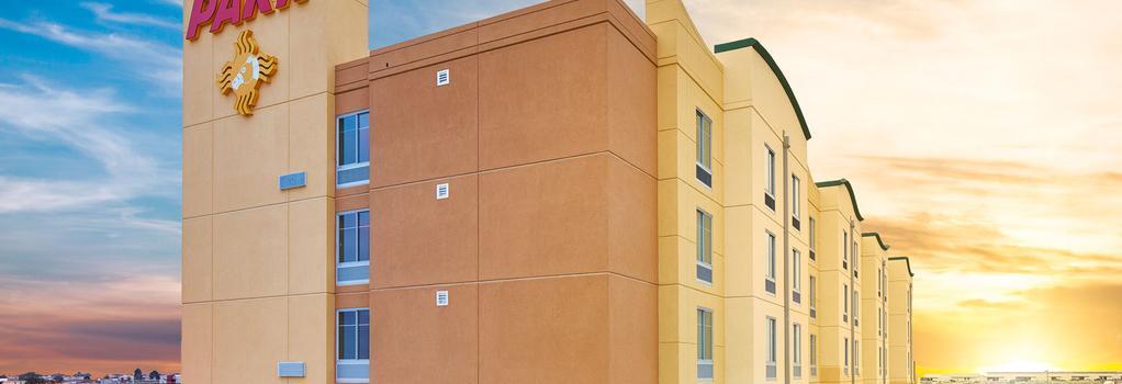 Zia Park Hotel - Hobbs - 建築
