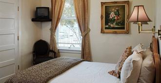 華盛頓廣場旅館 - 三藩市 - 臥室