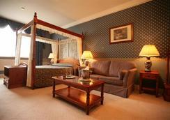 埃爾斯坦德酒店 - 伯恩茅斯 - 臥室