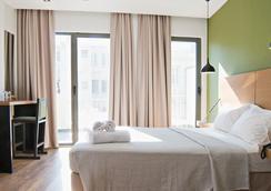 雅典之A酒店 - 雅典 - 臥室