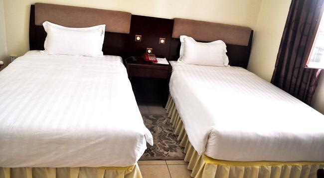 Quiet Haven Hotel - Kigali - 臥室