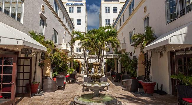Hotel Ocean - 邁阿密海灘 - 建築
