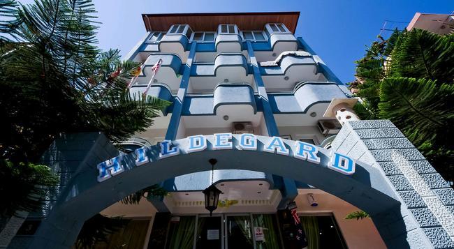 Hildegard Hotel - 阿拉尼亞 - 建築