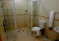 希爾德加德酒店 - 阿拉尼亞 - 浴室