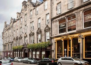 輝盛國際公寓愛丁堡套房酒店