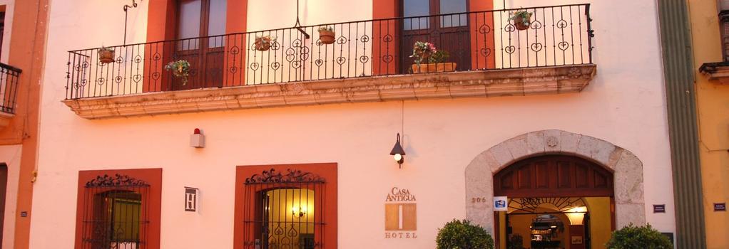 Hotel Casa Antigua - 瓦哈卡 - 建築