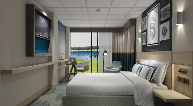 DoubleTree by Hilton Hotel at the Ricoh Arena - Coventry - 考文垂 - 臥室