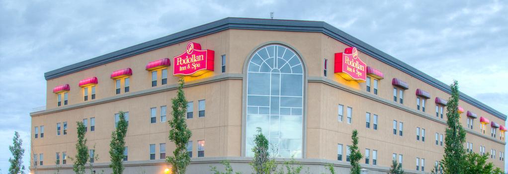 Podollan Inn & Spa Grande Prairie - Grande Prairie - 建築
