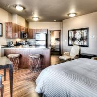 Podollan Rez-idence Grande Prairie Studio condo suite
