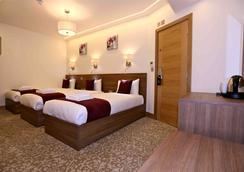 倫敦國王酒店 - 倫敦 - 臥室
