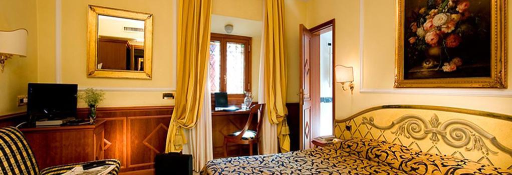 Comfort Hotel Bolivar - 羅馬 - 臥室
