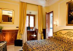 康福特茵玻利瓦爾酒店 - 羅馬 - 臥室