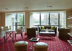 倫敦西印度碼頭萬豪行政公寓 - 倫敦 - 大廳