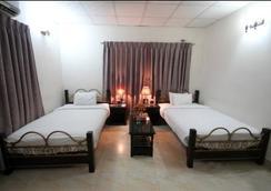 玫瑰園酒店 - 達卡 - 臥室
