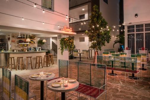 The Hall South Beach - 邁阿密海灘 - 餐廳