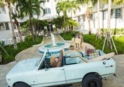 The Hall South Beach - 邁阿密海灘 - 室外景