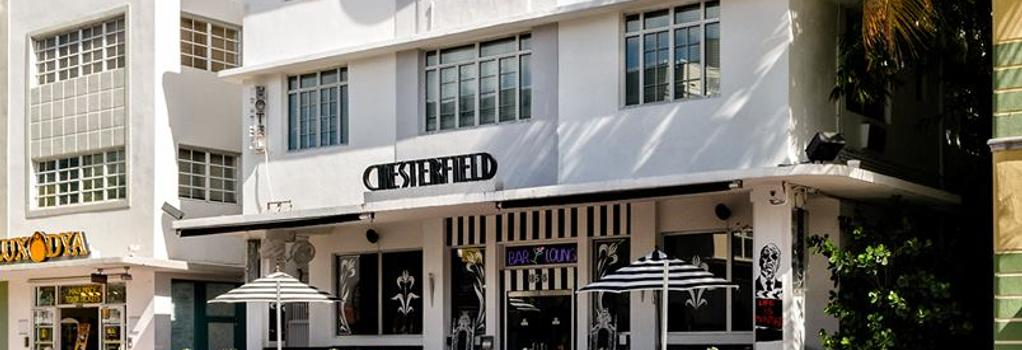 Chesterfield Hotel & Suites - 邁阿密海灘 - 建築