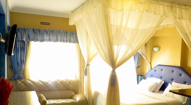Delta Hotel - 內羅畢 - 臥室