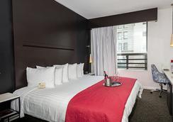O酒店 - 洛杉磯 - 臥室