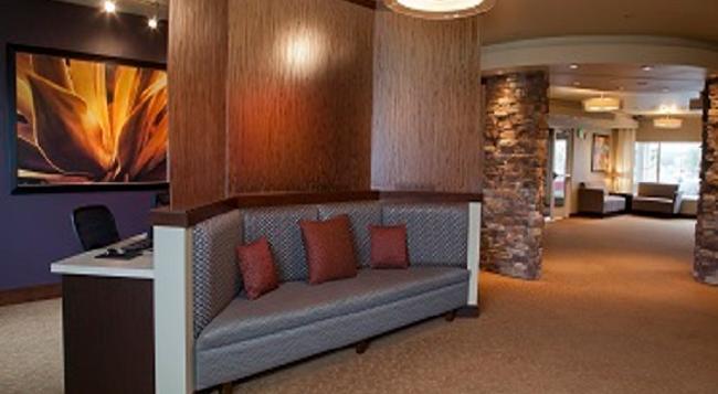 Ledgestone Hotel Billings - Billings - 大廳
