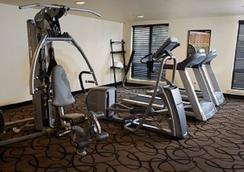 比林斯萊之斯通酒店 - Billings - 健身房
