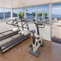 Orla Copacabana Hotel Fitness Facility