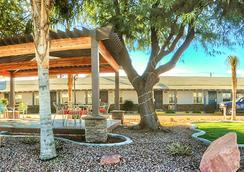 斯特靈花園酒店 - 拉斯維加斯 - 室外景