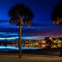Disney's Polynesian Resort Lake View