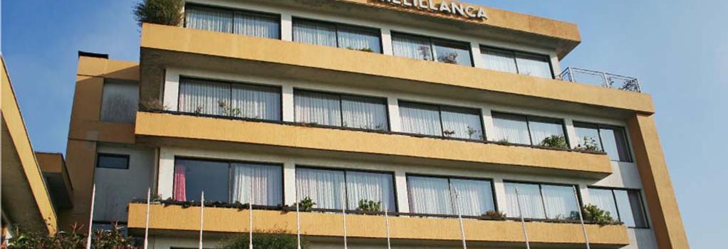 Hotel Melillanca - Valdivia - 建築