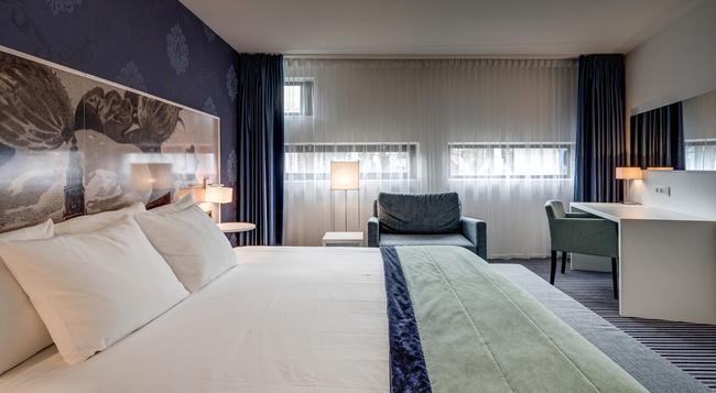 Hampshire Hotel - City Groningen - 格羅寧根 - 臥室