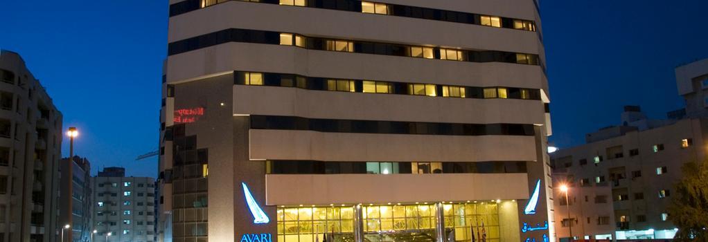 Avari Dubai Hotel - 杜拜 - 建築