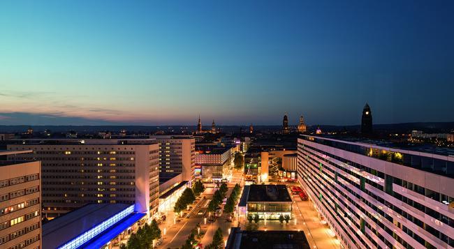 Pullman Dresden Newa - 德累斯頓 - 建築