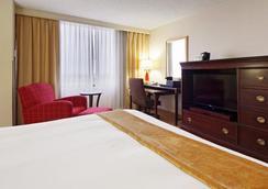 埃姆布里奇酒店集團俄克拉何馬城塔樓酒店 - Oklahoma City - 臥室