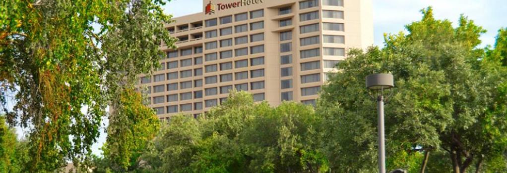 Tower Hotel Oklahoma City - Oklahoma City - 建築