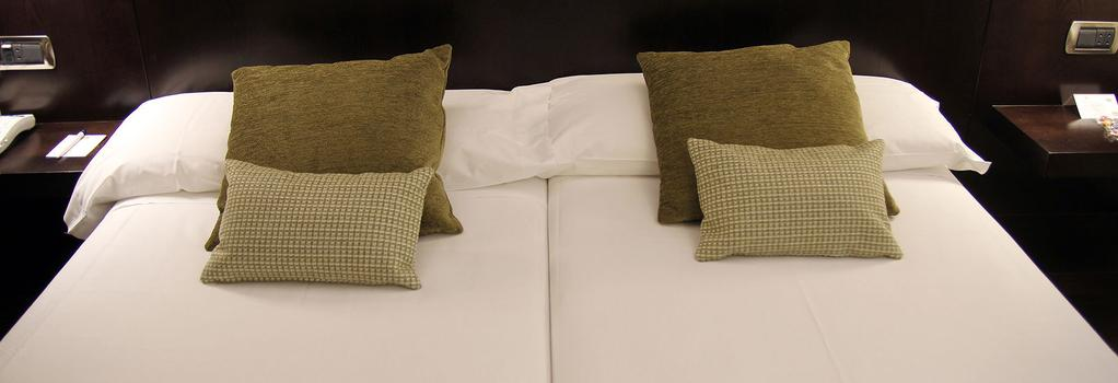 Hotel Conde Duque Bilbao - 畢爾巴鄂 - 臥室