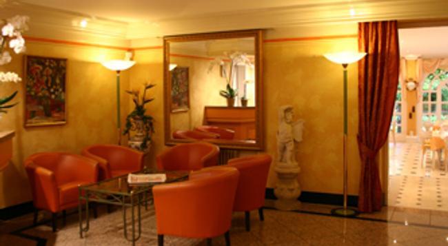 Hotel Aurbacher - 慕尼黑 - 浴室