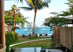海之舞度假酒店 - 蘇梅島 - 室外景