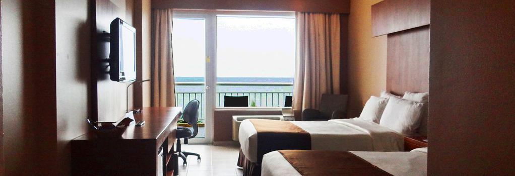 Mantahost Hotel - Manta - 臥室