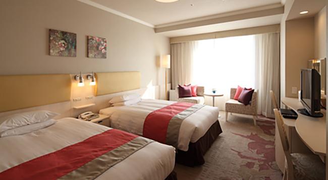 Shibuya Excel Hotel Tokyu - 東京 - 臥室
